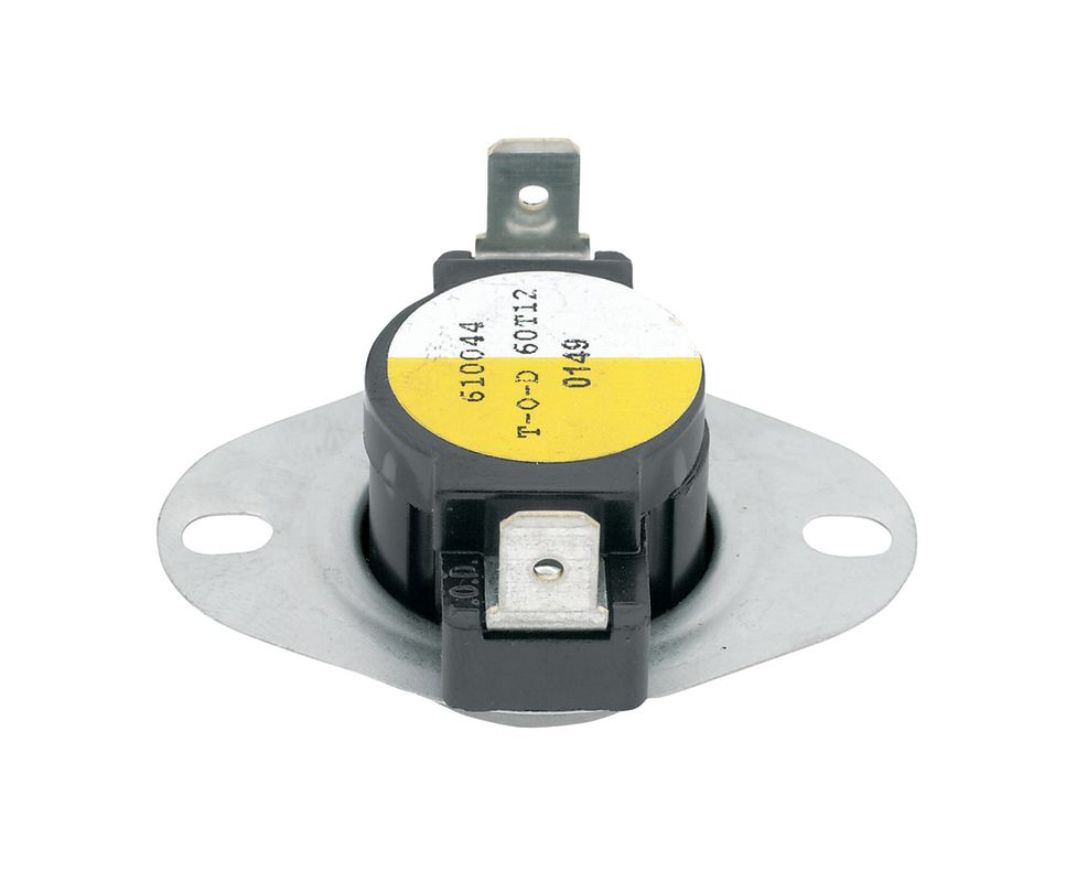 White Rodgers W3f01180 N A Snap Disc Fan Control