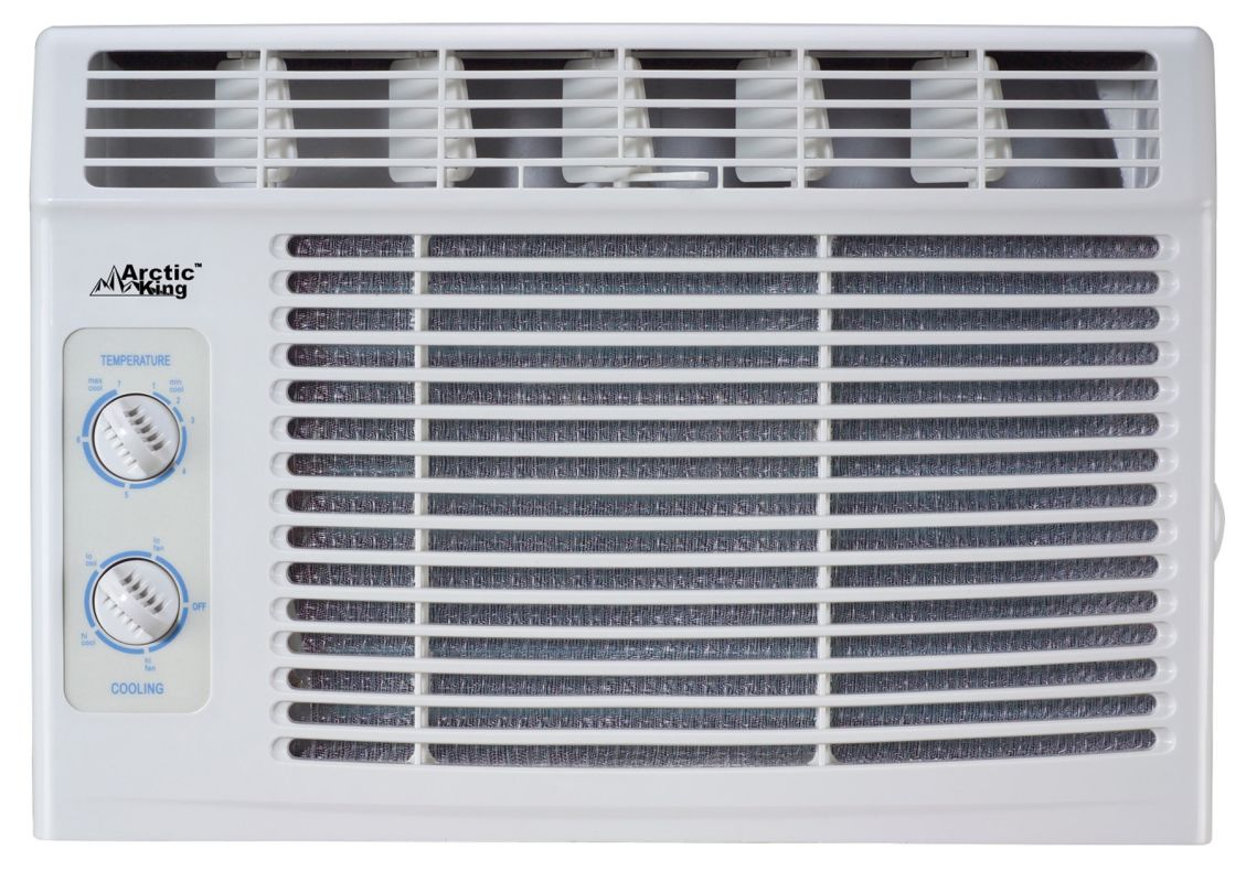 BTU 150 Square Foot Window Mounted Air Conditioner VentingDirect.com #556476