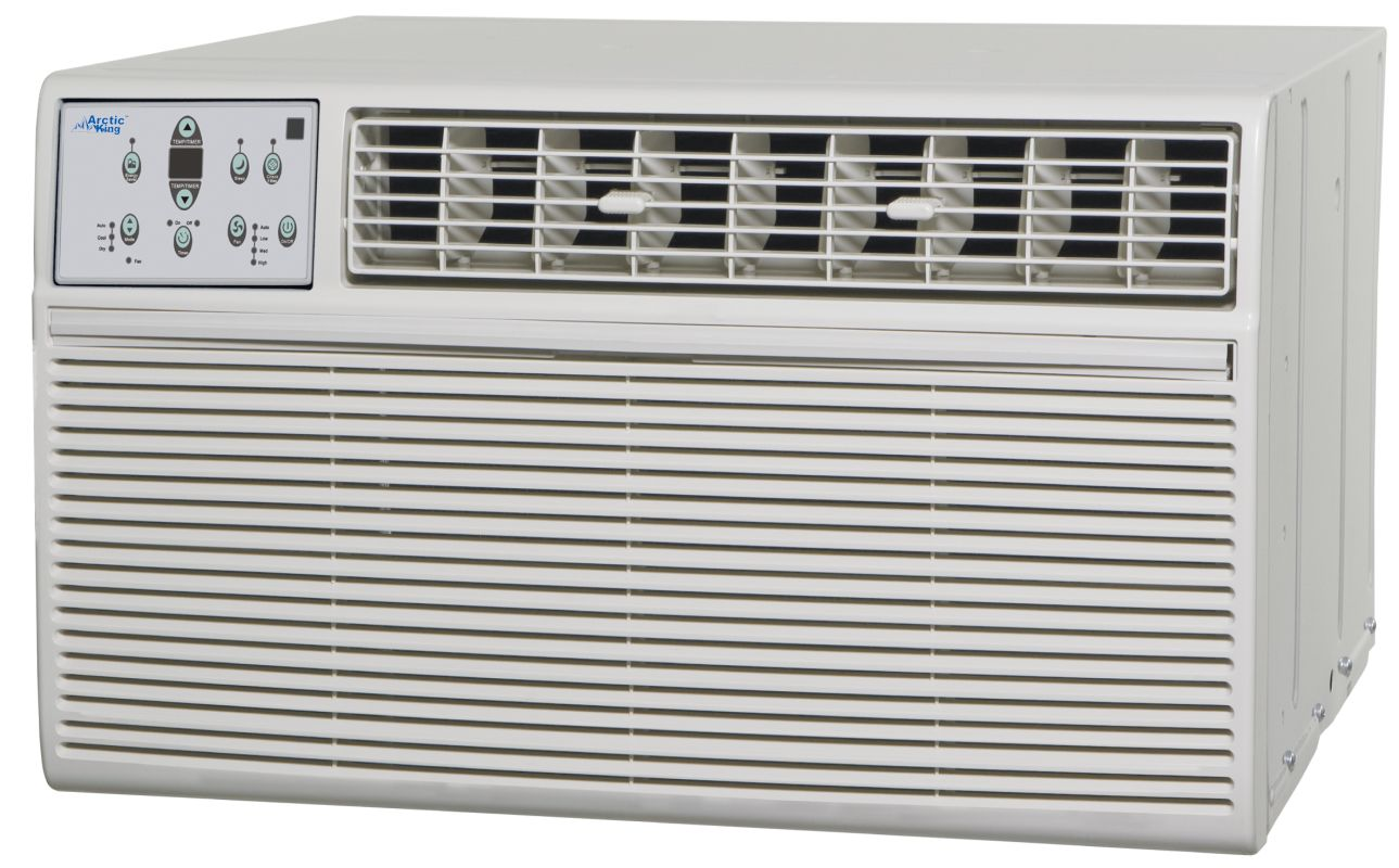 Air Conditioner with Remote Control and LED Display VentingDirect #585246
