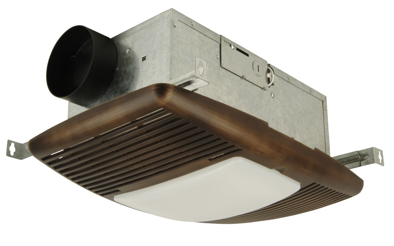Craftmade Tfv70hl Bz Bronze 70 Cfm Ventilation Fan Light Combination With Heater