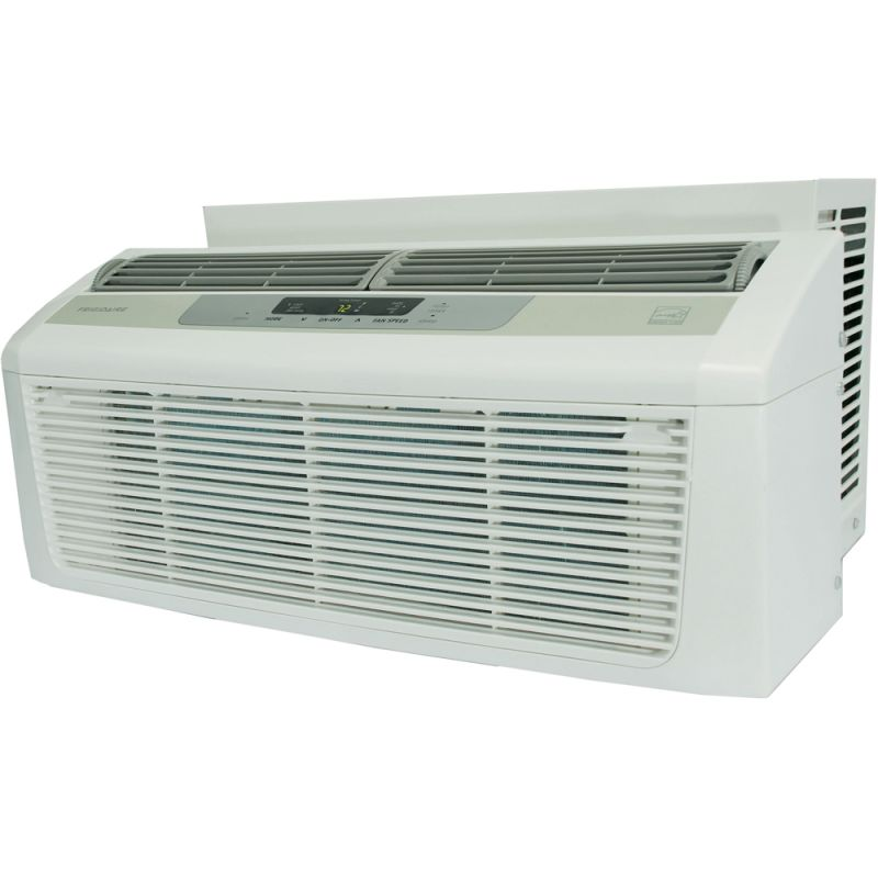 Frigidaire fra064vu1 white 6 000 btu low profile window for 14 wide window air conditioner
