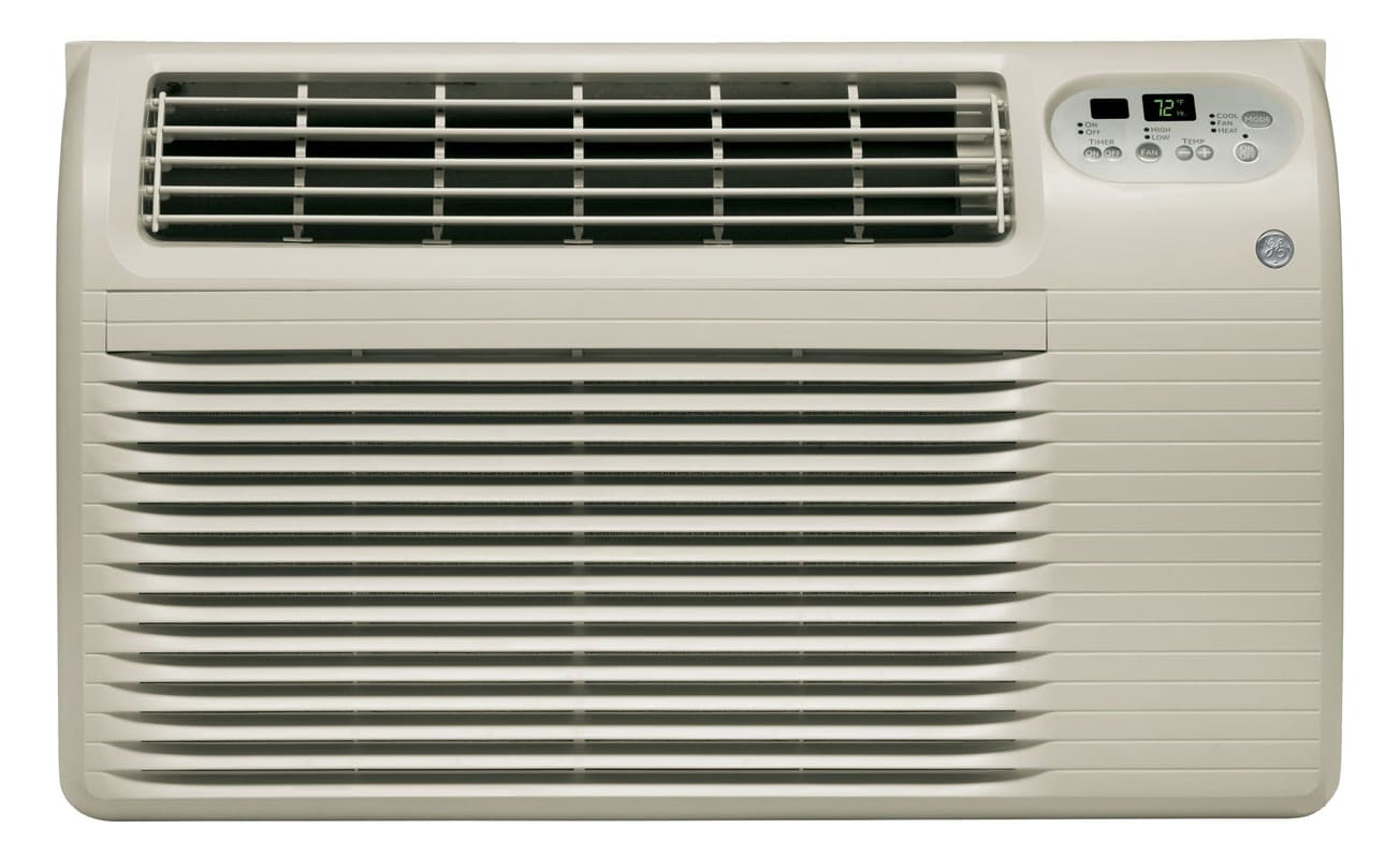 GE AJEQ10DCE N/A 230/208 Volt Built In Room Air Conditioner and Heater  #756D56
